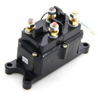 Контактор / соленоид за лебедка 200А 12V ATV UTV 4X4 за модели от 2500-5000lb
