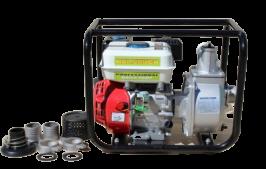 Бензинова Водна помпа  Bulpower 2 цола  - 1 година гаранция | Rudimpex.com