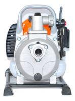 Бензинова Водна помпа за поливане и отводняване Greenyard - 1 цол - двутактов двигател 52 куб.см - 1.65kW - дебит:15 m3 / h - 1 година гаранция ! Rudimpex.com