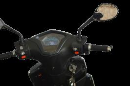 Електрически скутер EGV D3 RS LINE- 3000 W - Green