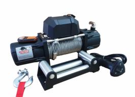 Електрическа лебедка 12 V - 5443 кг. / 12000LB с подсилен редуктор | Rudimpex.com- 2 години гаранция