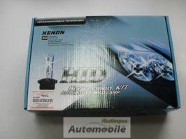 Ксенон система за фарове с еднофокусни крушки H1 6000K 55W на ниска цена/  XENON system H1 6000K 55W SLIM / 1 месец  гаранция