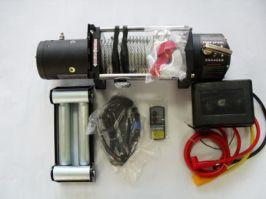 Електрическа лебедка за джипове 12V 9500 LB /4300 КГ | Rudimpex.com - 2 години гаранция